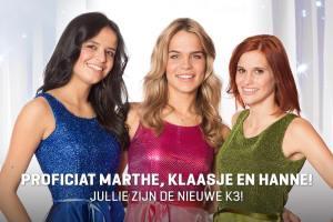Facebook : K3 Zoekt K3 (06-11-2015)