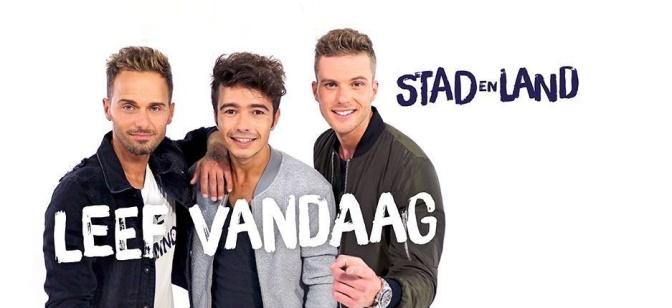 * Nieuwe Single : Leef Vandaag – Stad En Land