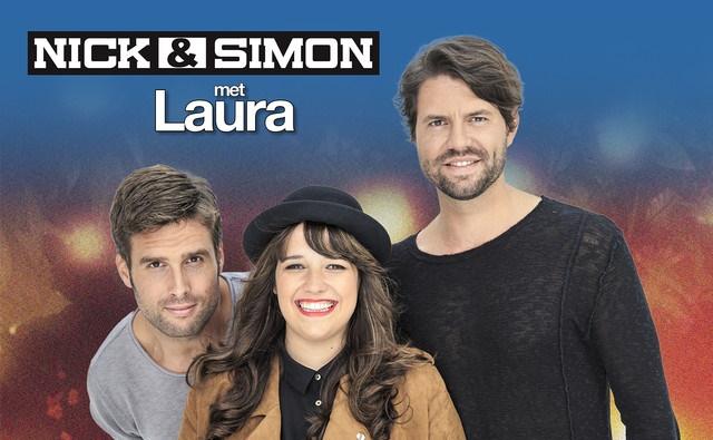 * Nieuwe Single : Hartenstrijd – Nick & Simon & Laura